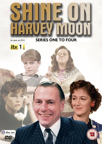 Poster of Shine on Harvey Moon