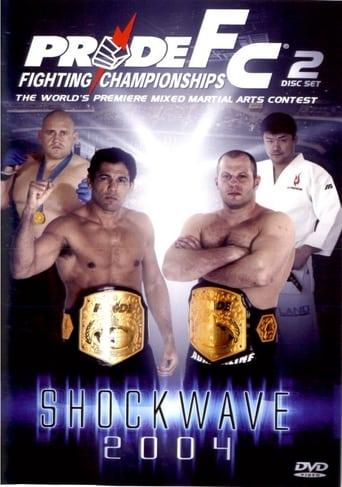 Poster of Pride Shockwave 2004