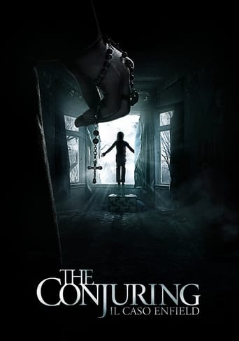Poster of The Conjuring - Il caso Enfield