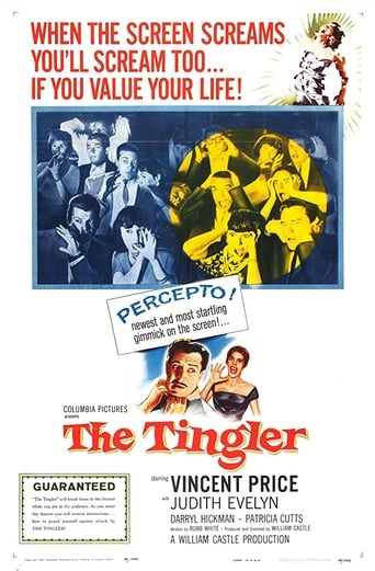 Poster of The Tingler