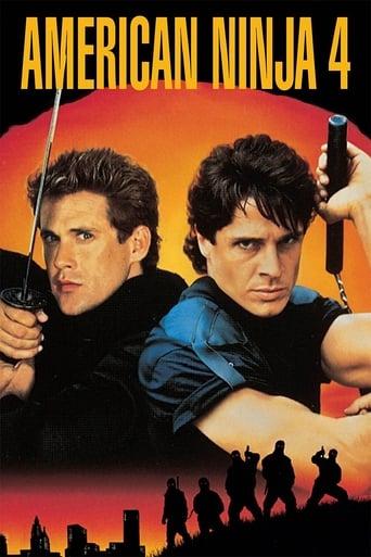 Poster of American Ninja 4: The Annihilation