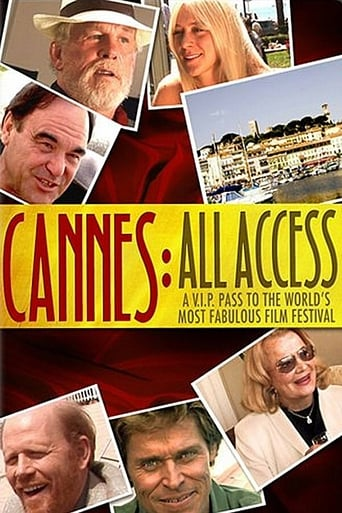 Cannes: All Access poster