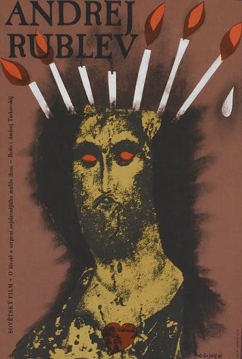 Poster of Andrej Rublev