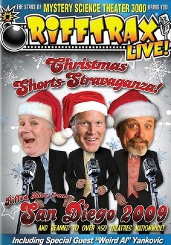 Poster of RiffTrax Live: Christmas Shorts-stravaganza!