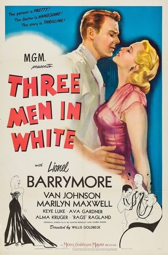 Poster of 3 Men in White