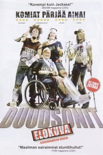 Poster of The Dudesons Movie