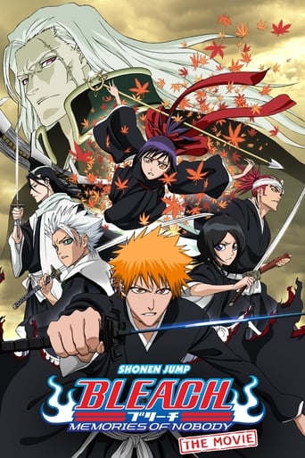Poster of Bleach the Movie: Memories of Nobody