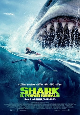 Poster of Shark – Il primo squalo