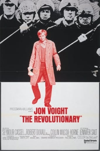 Filmposter von The Revolutionary