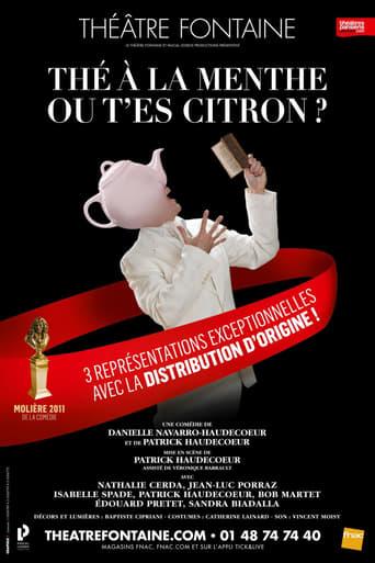 Poster of Thé à la menthe ou t'es citron ?