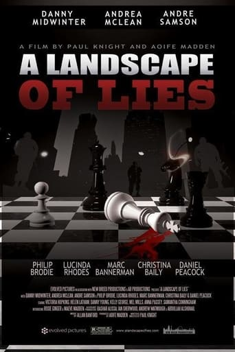 Poster of A Landscape of Lies
