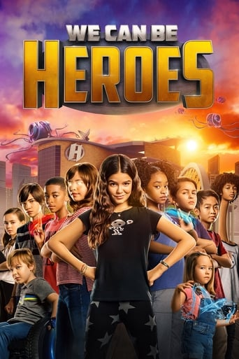 Poster of We Can Be Heroes
