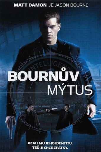 Poster of Bournův mýtus