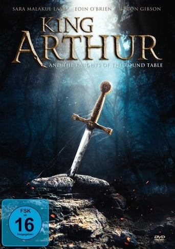 Filmplakat von King Arthur and the Knights of the Round Table