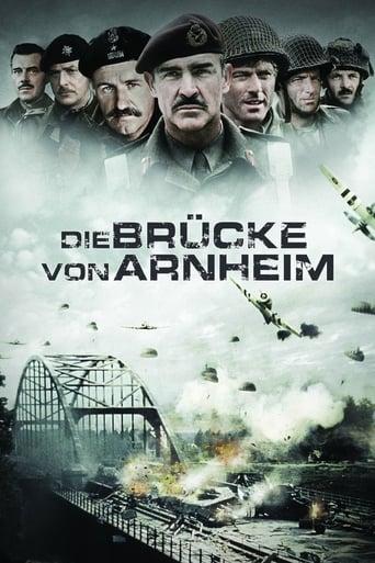 Filmplakat von Die Brücke von Arnheim
