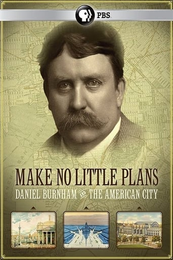 Poster of Make No Little Plans: Daniel Burnham and the American City