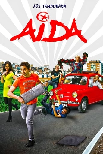 Poster of Aída