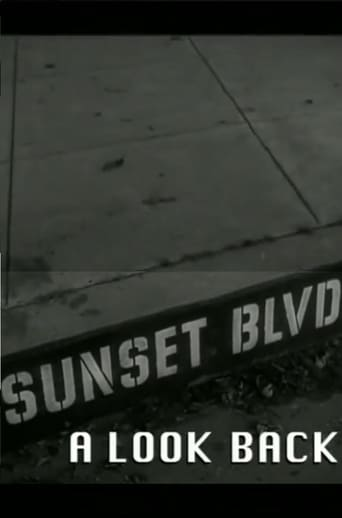 Poster of Sunset Boulevard: A Look Back
