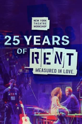 25 Years of Rent: Measured in Love