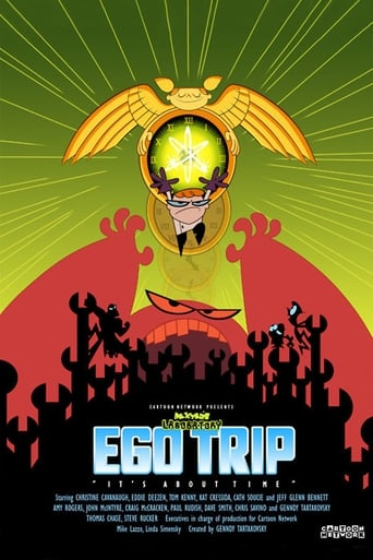 Dexter's Laboratory: Ego Trip poster
