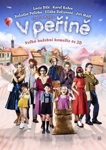 Poster of V peřině