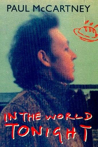 Paul McCartney: In the World Tonight poster