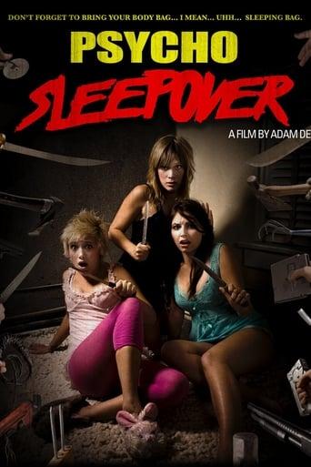 Poster of Psycho Sleepover