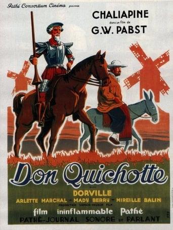 Poster of Don Quixote