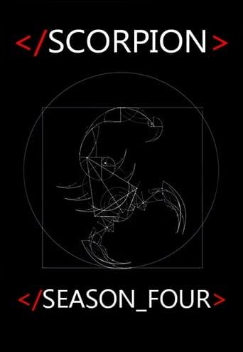 Skorpionas / Scorpion (2017) 4 Sezonas EN