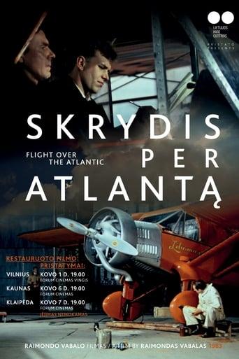 Poster of Skrydis per Atlantą