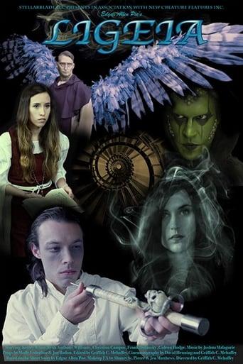 Poster of Edgar Allen Poe's Ligeia