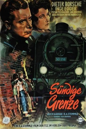 Poster of Sündige Grenze