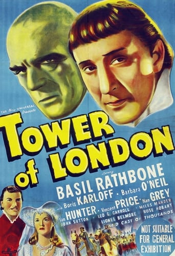 Poster of Tower of London