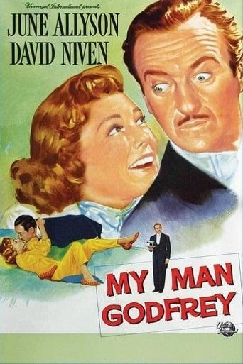 Poster of My Man Godfrey
