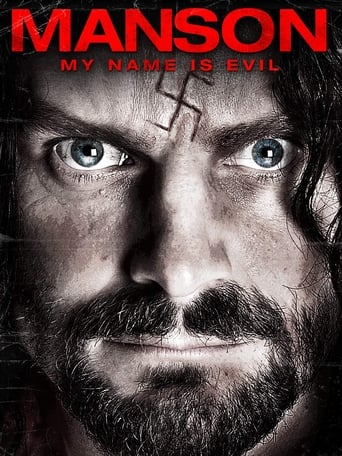 Poster of Manson, My Name Is Evil