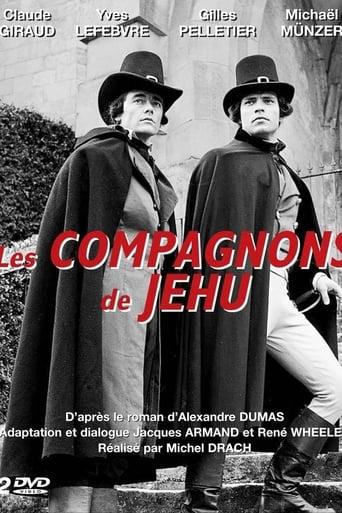 Poster of Les compagnons de Jehu