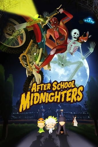 Poster of After School Midnighters
