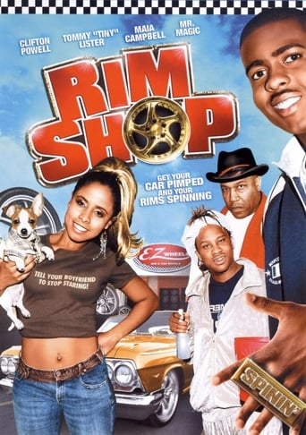 Poster of The Rimshop