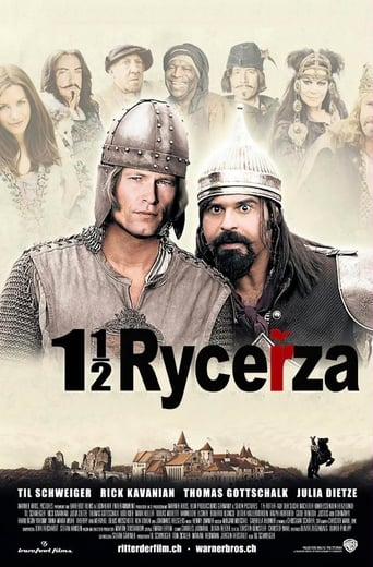 Poster of 1½ Knights - In Search of the Ravishing Princess Herzelinde