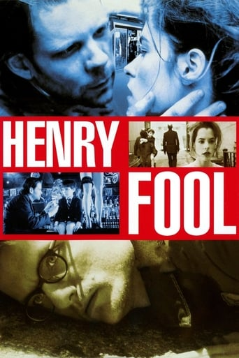 Poster of Henry Fool