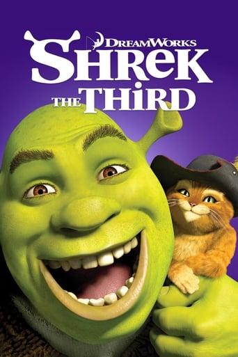 Poster of Shrek the Third