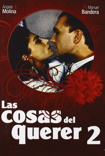 Poster of Las cosas del querer 2ª parte