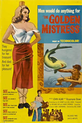Poster of The Golden Mistress
