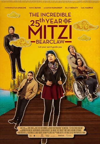 Poster of The Incredible 25th Year of Mitzi Bearclaw