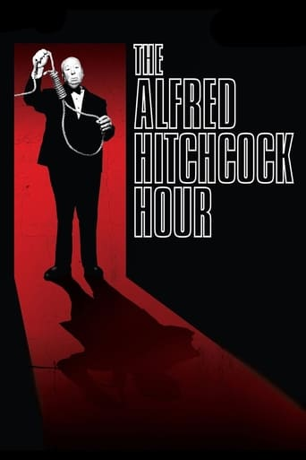 Poster of The Alfred Hitchcock Hour