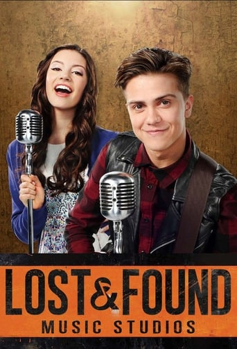 Poster of Lost & Found Music Studios