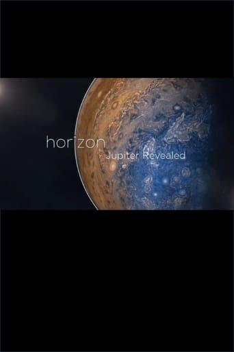 BBC Horizon: Jupiter Revealed poster