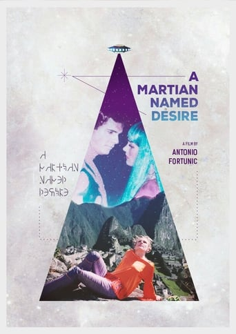 Poster of A Martian Named Desire