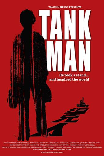 Poster of Tank Man