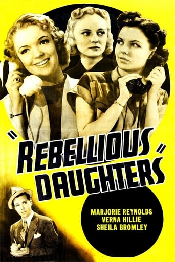 Poster of Rebellious Daughters